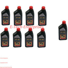 9 Qrts Genuine World Standard WS ATF Automatic Transmission Oil Fluid for Lexus