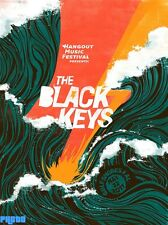 The Black Keys Tour Concert Band POSTER PHOTO ART Music PICTURE 6
