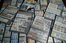 2004 PRISTINE MNH/MUH MINT COMMONWEALTH WORLD EUROPE STAMP SETS SHEET COLLECTION