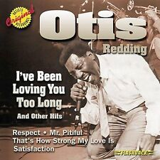 OTIS REDDING - I' VE BEEN LOVING YOU TOO LONG - NEW CD