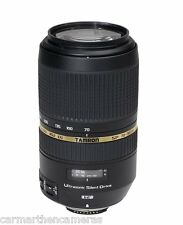 Tamron 70-300mm f/4.0-5.6 LD VC Di AF USD zoom Lens For Nikon