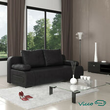 leder sofa ebay. Black Bedroom Furniture Sets. Home Design Ideas