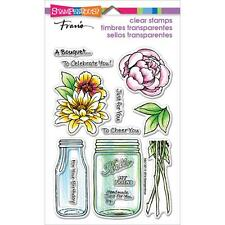Stampendous Clear Stamps Fran's Bouquet for You #332 SSC1221