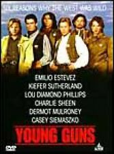 Young Guns (DVD, 1998) WS & FULL NEW