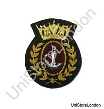 Merchant Navy Badge with Gold Wreath R1350