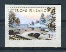 Finlandia /Finland 2007 Dipinto Di Ferdinand von Wright autoadesivo MNH