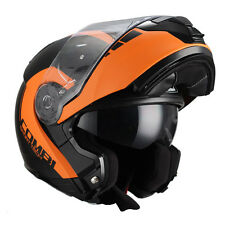 Casco modular NZI COMBI DUO + BLUETOOTH BASIC, varias decoraciones. OFERTA!