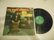 LP Pop Ben Cramer - My World Music (12 Song) OMEGA REC