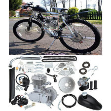 49cc 50cc Bicycle Engine Kits for Motorized Bike 2 Stroke Petrol Gas