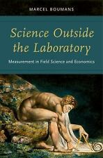 Science Outside the Laboratory: Measurement in Field Science and Economics, Boum