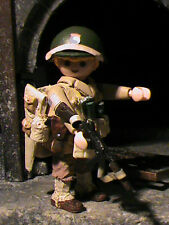 PLAYMOBIL CUSTOM US SPECIALIST 116TH INFANTRY . (OMAHA BEACH-1944) REF-0152 BIS