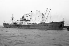 mc3908 - Liberian Cargo Ship - Sideris , built 1943 - photo 6x4