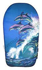 Bodyboard enfant planche dauphin dans les vagues, jeux, jouet de plage NEUF