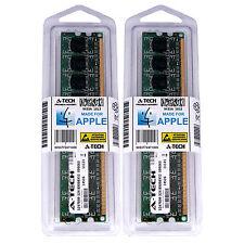 8GB KIT 2X 4GB PC3-10600 1333 MHZ ECC UNBUFFERED APPLE Mac Pro MEMORY RAM