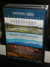 National Parks - Everglades, Great Smoky Mountains, Black Hills & Badlands, NEW!