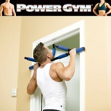 NEW Doorway Pull Up Bar Door Home Exercise Strength Workout Gym Mounted Chin Up