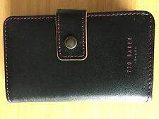 Ted baker cuir pochette étui IPHONE 3G/3GS 4,4S BLACKBERRY STORM 2 boutique cartes