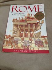 STEPHEN BIESTY. ROME.  ISBN 0199112533