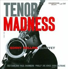 Tenor Madness by Sonny Rollins Quartet CD New Case Cracked