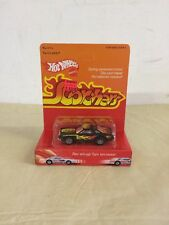1978 HOT WHEELS SCORCHERS BLACK BIRD No. 2891 Mattel NOS Unpunched Vintage
