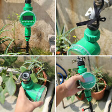 Home Garden Lawn Outdoor Water Timer Irrigation Controller Automatic Sprinkler