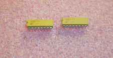 QTY (25) 4116R-1-620 BOURNS 16 PIN DIP ISOLATED RESISTOR NETWORK 62 Ohm 1 TUBE