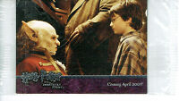 HARRY POTTER AND THE SORCERER'S STONE SILVER PROMO SET