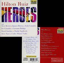 HILTON RUIZ  heroes  TITO PUENTE , STEVE TURRE , GIOVANNI HIDALGO