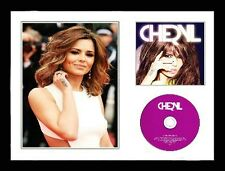 Cheryl Cole / Limited Edition /Framed /Photo & CD Presentation/ A Million Lights