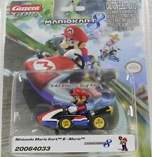 CARRERA GO 64033 NINTENDO MARIO KART 8 MARIO NEW 1/43 SLOT CAR FACTORY SEALED