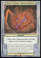 Vanguard - Oversized Cards Sliver Queen, Brood Mother x1 Light Play, English Mag