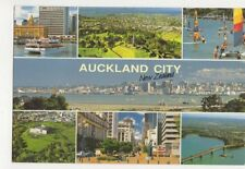 Auckland City New Zealand Postcard 449a