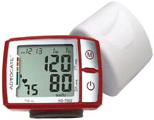 Advocate Wrist Blood Pressure Monitor Automatic KD-726 7902 Check