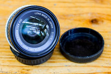 Hoya 24mm f2.8 Wide Angle Lens Pentax K Mount - Excellent