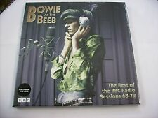 DAVID BOWIE - BOWIE AT THE BEEB - 4LP BOXSET VINYL NEW SEALED 2016