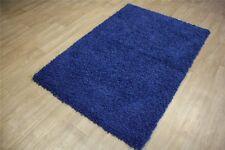 Tapis Shaggy Se détendre poils longs Poil long Lalee ~ 200x290 cm ~ bleu