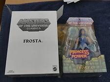 Amos del universo Masters Of The Universe Classics Frosta Figura De Acción Nueva Princesa Del Poder