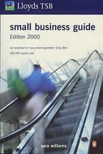 Lloyds TSB Small Business Guide 2000 (Penguin business),GOOD Book