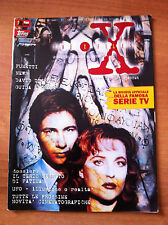 The X-FILES nr 1 Magazine Fumetti News ed. Magic Press (1995) ottimo