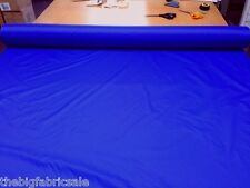 6 METRES WATERPROOF ROYAL BLUE FABRIC MATERIAL TENT BAG COVER FREE POST