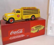 FIRST GEAR 1951 Ford Coca Cola Bottler's Truck Limited Die-Cast Mint Boxed 1:32