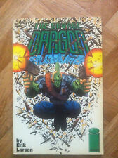 THE SAVAGE DRAGON BY ERIK LARSEN PAPERBACK SOFTCOVER FINE (A44)