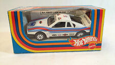 1/43 MEBETOYS MATTEL HOT WHEELS 6905 LANCIA - 037 MARTINI RACING