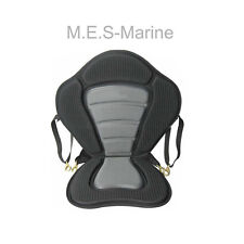 Tahe Marine Deluxe Adjustable Padded Sit on Top Kayak Seat Canoe Backrest