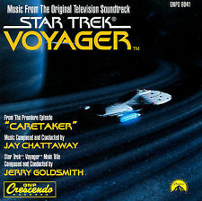 Various Artists: Star Trek: Voyager Soundtrack Audio Cassette