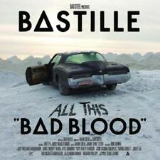 Bastiglia-All This Bad Blood (Deluxe Edt.) 2 CD (2013) ORIGINALE IMBALLATO-NUOVO