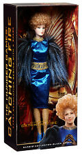 BARBIE THE HUNGER GAME CATCHING FIRE EFFIE DOLL  *NU*