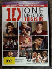 One Direction 1D - This Is Us (DVD) - (Region 2/4/5)