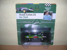 Altaya Team Lotus 25 Jim Clark Formel 1, 1963 #4   1:43