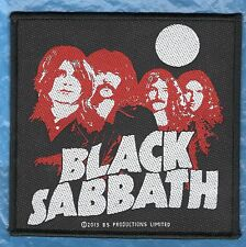 BLACK SABBATH PORTRAIT  / HEAVY METAL PATCH